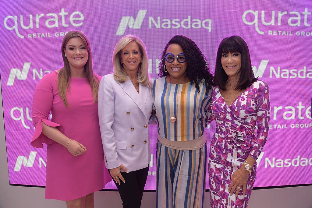 Jamie Kern Lima (IT Cosmetics), Joy Mangano (Ingenious Designs), Lisa Price, (Carol's Daughter), Bobbi Ray Carter (HSN)