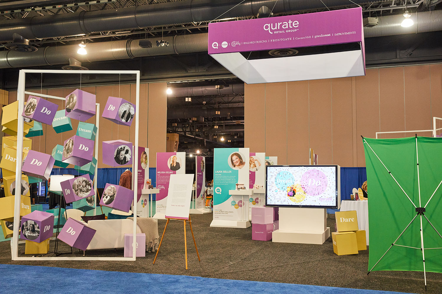 Qurate Retail Group is a sponsor of the 2018 PA Conference for Women.