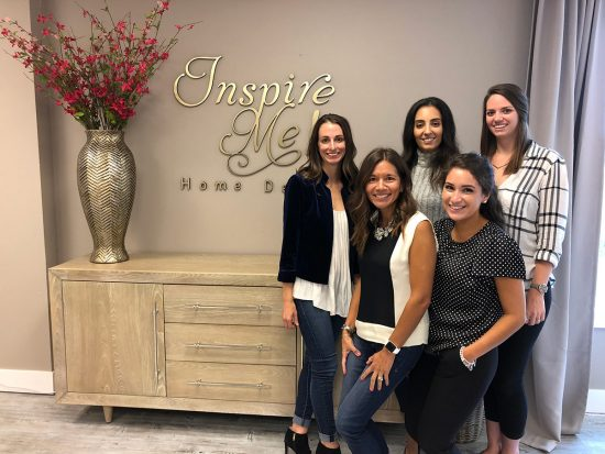 Home Decor Lifestyle Brand Here Are Farah And Her Team At The Inspire Me Office In Grand Rapids MI