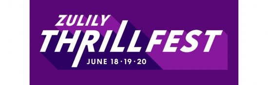 Zulily Announces Second Annual Thrill Fest: 72 Hours of Thrilling