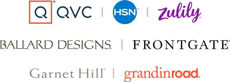 QRG Retail Brand Logo Stack