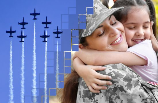 Honoring U.S. Armed Forces Across the Country This Veterans Day