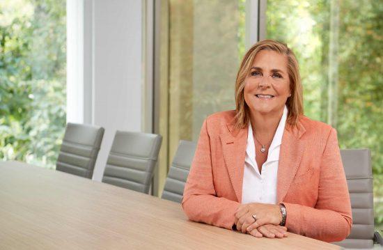 QxH President Leslie Ferraro Talks Competitive Edge at Women's Conference